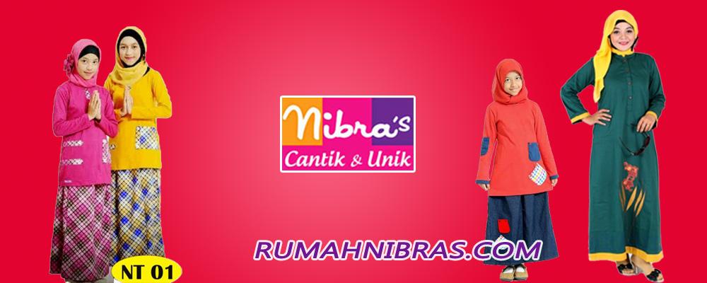 Gamis Nibras – Baju Nibras – Rumahnibras.com 2