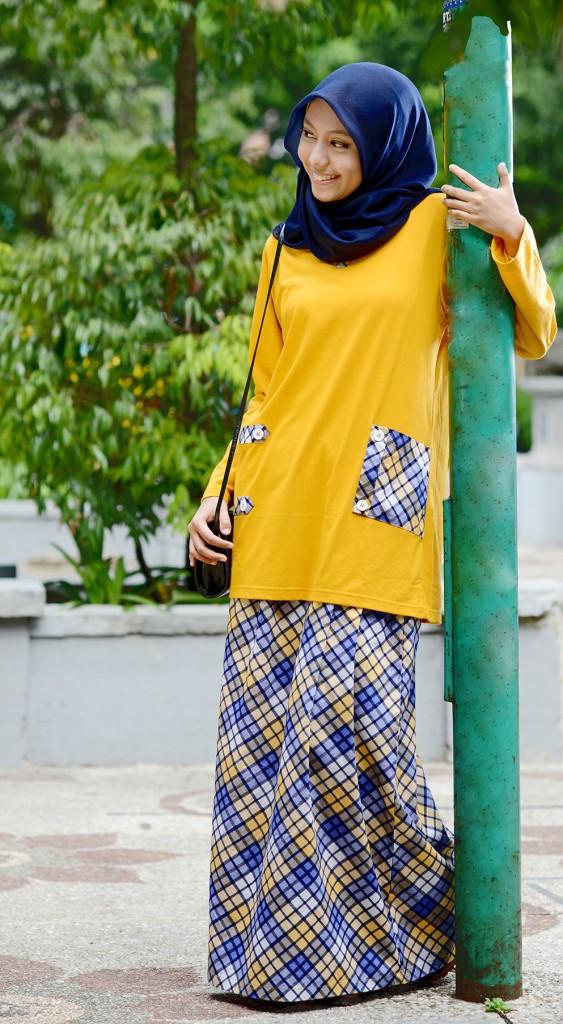 Nibras Teen NT 01 Kuning
