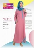 Gamis Nibras NB 117