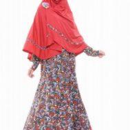 Nibras Syar'i NS 10 Merah