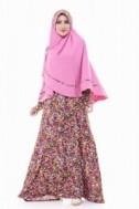 Nibras Syar'i NS 10 Pink