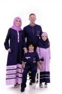 Nibras Sarimbit Family SK 41 Navy