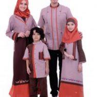 Nibras Sarimbit Family SK 43 Coklat