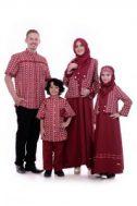 Nibras Sarimbit Family SK 45 Marun