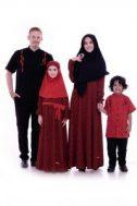 Nibras Sarimbit Family SK 46 Marun