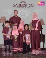 Nibras Sarimbit Family SK 50 Marun