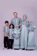 Nibras Sarimbit Family SK 53 Toska